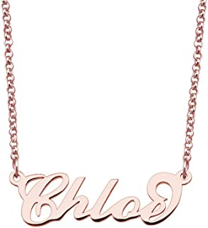 chloe feminist necklace