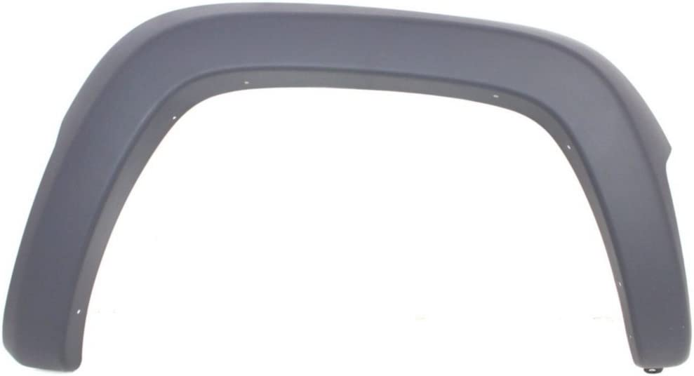 Evan-Fischer Fender Flare for Jeep Front RH Fees free 02-04 Liberty Special sale item Textur