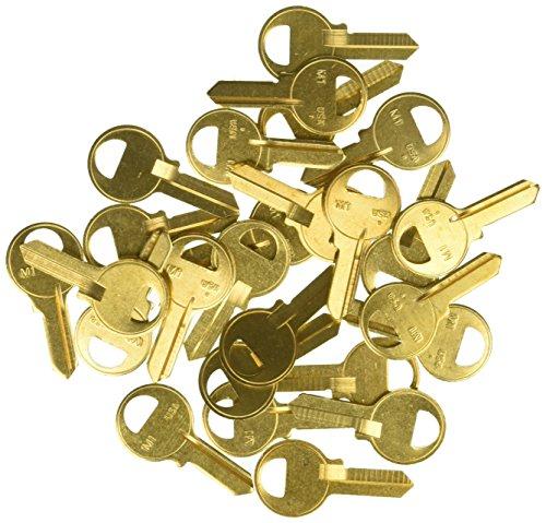 Kaba Ilco M1 TAYLOR Blank Master Key (50 Pack)