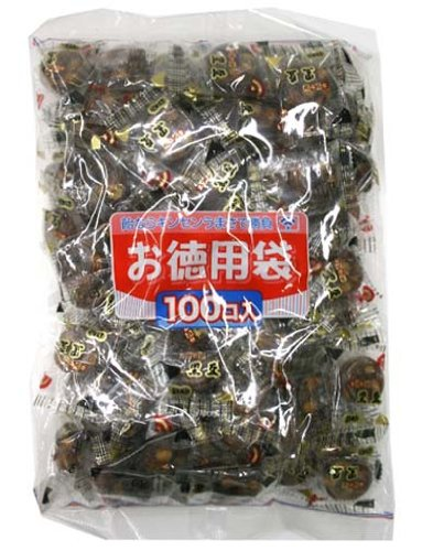 金扇ドロップス 徳用 黒豆 100個