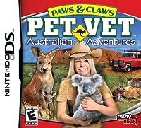 Paws & Claws Pet Vet Australian Adventure (輸入版)