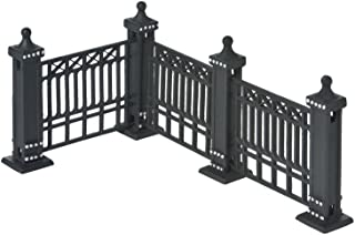 Department 56 Accessories for Villages City Fence Accessory Figurine (Set of 7) (809011)
