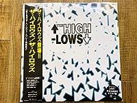 HIGH-LOWS ファーストアルバム LP