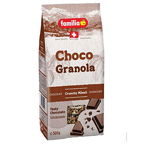ファミリア  チョコグラノーラ  500g×12袋