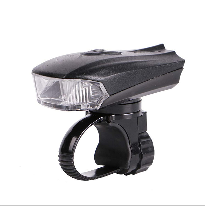 Bike Lights, Headlights, USB Charging Mountain Bike Flashlight, Strong Light Night Riding Equipment Riding Accessories