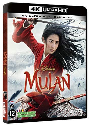 Mulan live action 4k ultra hd [Blu-ray] [FR Import]