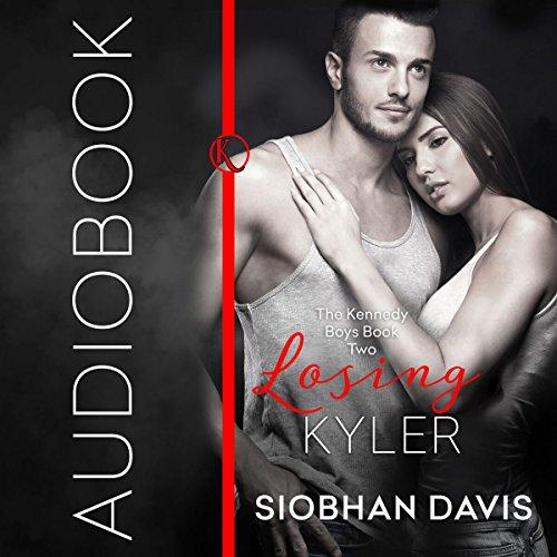 Losing Kyler audiobook cover art