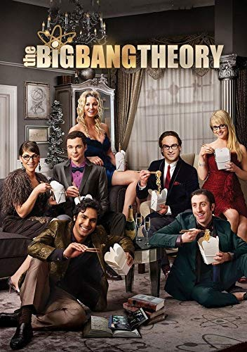 ACEYCYS 5D DIY Diamond Painting Kit, Filmplakat The Big Bang Theory Kristall Strass Kreuzstich, Mosaik Handwerk Raumdekoration. 40 x 50 cm