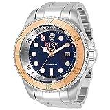 Invicta Hydromax 32464 - Reloj de cuarzo con esfera azul para hombre