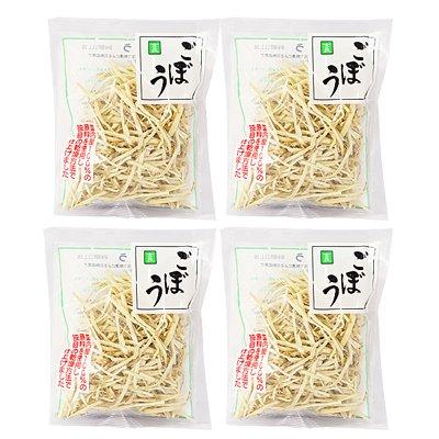 吉良食品 乾燥野菜 ごぼう35g×4袋セット