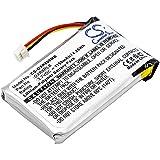CS-OXR800MB Akku 1150mAh Kompatibel mit [Infant Optics] DXR-8, [LUVION] Grand Elite 2 Ersetzt DXR8RLB