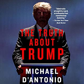 The Truth About Trump audiobook cover art