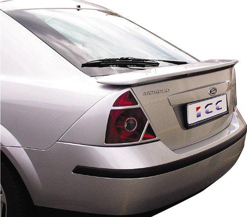 Trunk spoiler Mondeo III 4-doors 2001-2007