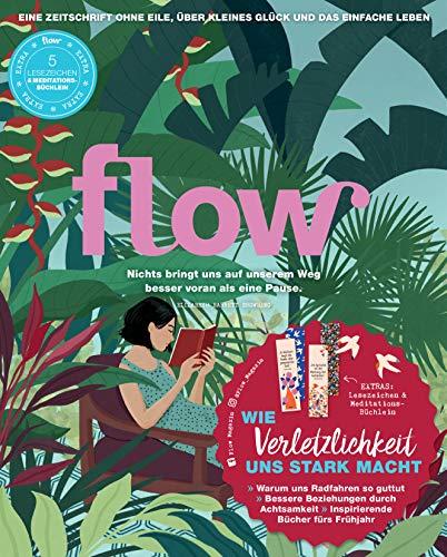 Flow Nummer 57 (3/2021): Eine Zeitschrift ohne Eile, über kleines Glück und das einfache Leben