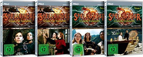 Spellbinder - Gesamtedition (8 DVDs)