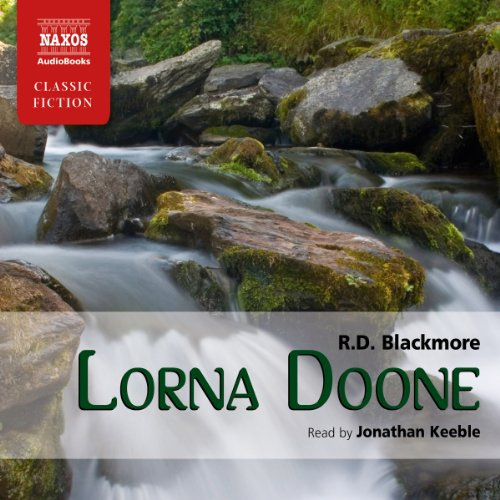 Lorna Doone audiobook cover art