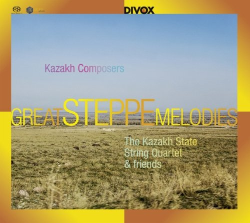 Great Steppe Melodies from Kazakh