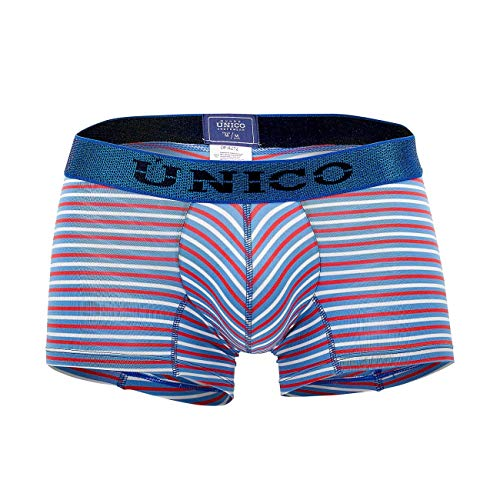Mundo Unico Herren Boxershorts Unterwäsche Kolumbianische Unterwäsche Ropa Interior Colombiana de Hombre - Mehrfarbig - X-Large