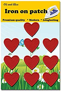 Best heart shaped patch Reviews