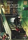 Henze, Hans Werner - Boulevard Solitude (Gran Teatre del Liceau)