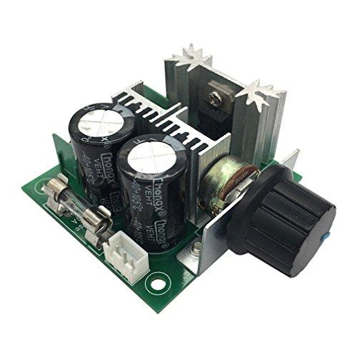 HiLetgo 12V-40V 10A PWM DC Motor Speed Controller CVT Speed Switch Module