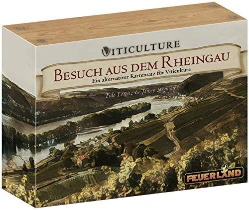 Feuerland Spiele 63547 Viticulture: Besuch aus dem Rheingau