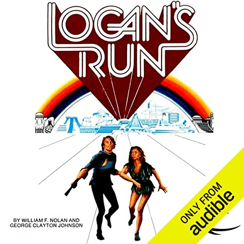 Logan's Run audiobook cover art