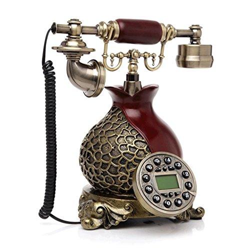 QARYYQ teléfono Creativo Antiguo Europeo para el hogar, Oficina, teléfono