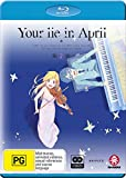 Your Lie in April Part2 (EP12-22) (Region B)-Your Lie in April Complete Blu-ray BOX Part 2 (Episode 22-22) (Import Ver.) -ray] [Import] [Region B, please check the playback environment, must be played