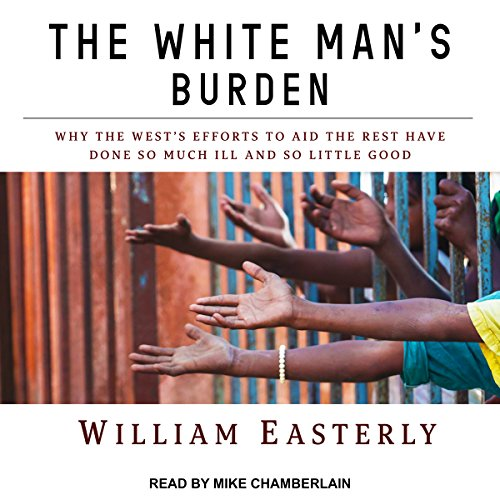The White Man's Burden audiobook cover art