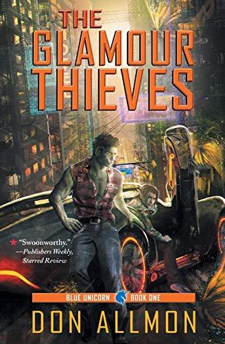 Image of The Glamour Thieves (Blue Unicorn) (Volume 1)