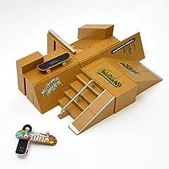 Fingerboard Rampen Set