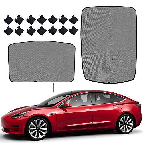 Sombrilla plegable para ventana de coche, modelo 3, con protección solar, aislamiento, calor