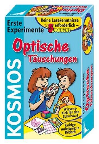 KOSMOS 602055 - Erste Experimente: Optische Tuschung