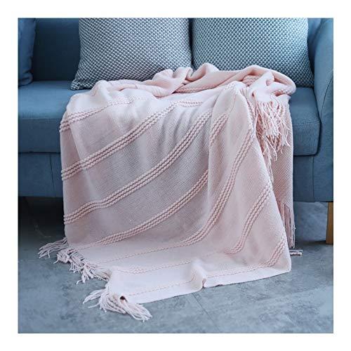 CRXL Shop-Verwarmingsdeken, superzachte comfortabele fleece pluche deken voor sofa-sofa-bed, het hele jaar door te gebruiken, voor volwassenen, kinderen - 130x170cm (51x67inch)