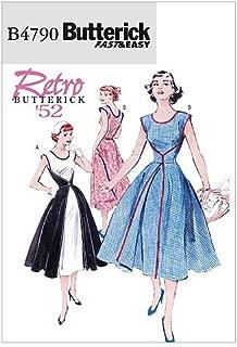BUTTERICK PATTERNS B4790 Misses' Wrap Dress, Size FF (16-18-20-22)