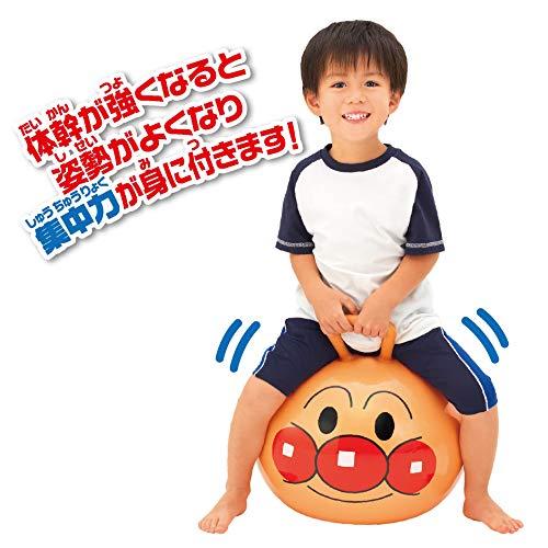 アンパンマン 遊んで体幹トレーニング! ポップンボール