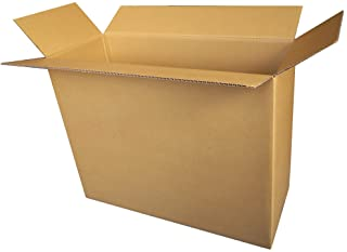 ボックスバンク ダンボール 段ボール箱 140サイズ 5枚セット(モニター・ディスプレイ デスクトップ テレワーク)FD21-0005-a 引っ越し