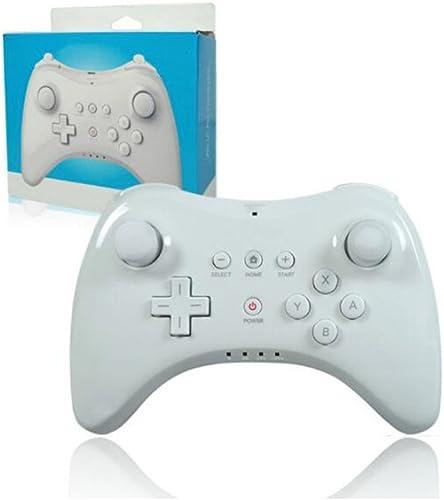 Kaxima Jeu Manipuler Wireless bleutooth Contrôleur S'Applique au Jeu de WiiU