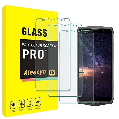 [3 Stück] Panzerglas Schutzfolie Kompatibel mit Ulefone Power 5, HD Panzerglasfolie 9H Festigkeit Kratzfest, Anti-Fingerprint 2.5D Bildschirmschutzfolie Ultra-klar Panzerglas für Ulefone Power 5