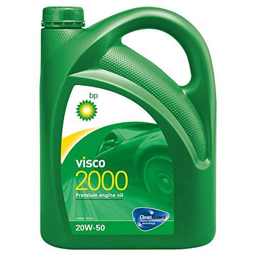 BP BPV215405 Visco 2000 15W40 - Aceite de motor, 5L