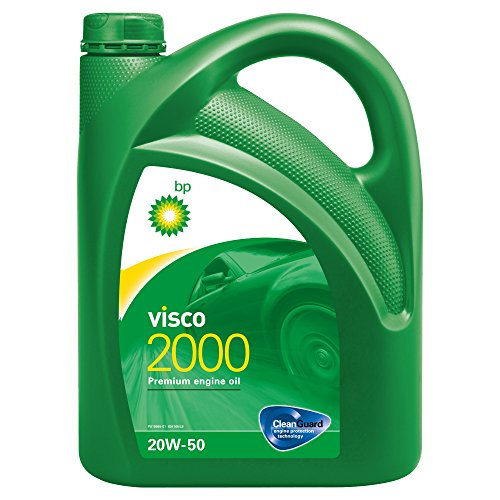 BP BPV215405 Visco 2000 15W40 motorolie, 5 l
