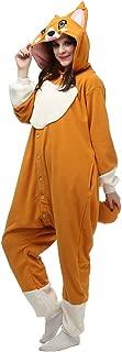 Unisex Adult Halloween Costume One Piece Wolf Animal Cosplay Onesie