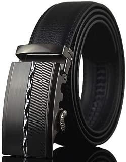 Men's Genuine Leather For Jeans Designer Belts Automatic Buckle Strap