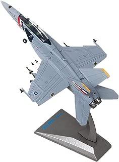 Baoblaze 1: 100 Juguete de Vehículos Militares de Simulación Modelo de Avión de Combate Coleccionable Adorno para Hogar