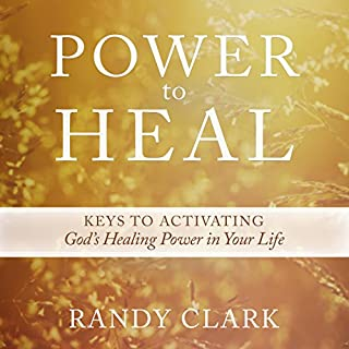 Power to Heal     Keys to Activating God's Healing Power in Your Life              By:                                                                                                                                 Randy Clark                               Narrated by:                                                                                                                                 William Crockett                      Length: 6 hrs and 19 mins     1 rating     Overall 3.0