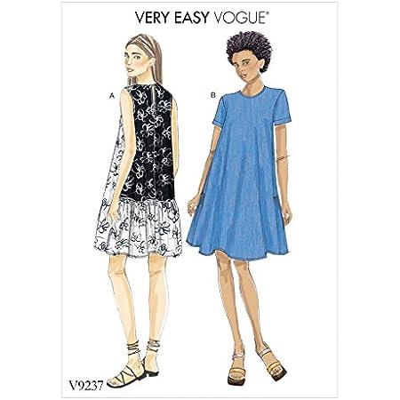 Kostenloses schnittmuster kleid a linie