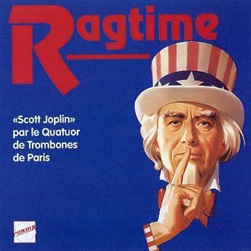 Ragtime For Scott Joplin