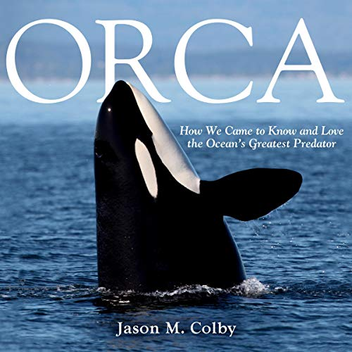 Orca audiobook cover art