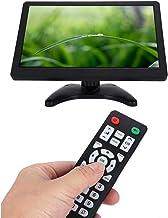 Pomya Pantalla de Monitor LCD IPS de 11.6 Pulgadas, Monitor LED portátil 16: 9 1366x768, Monitor de Video y Audio VGA HDMI multifunción para computadora de TV, etc.(EU)